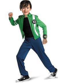 Disfraz de Ben 10 Alien Force niño