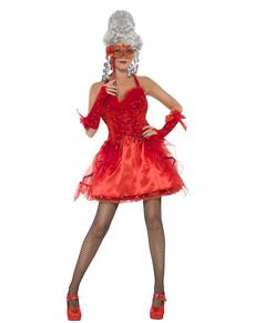Disfraz de mascarada diabólica