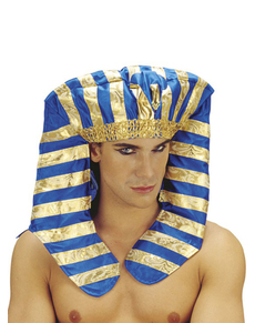 Corona de faraón egipcio