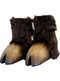Pezuñas Hoof Dark Brown