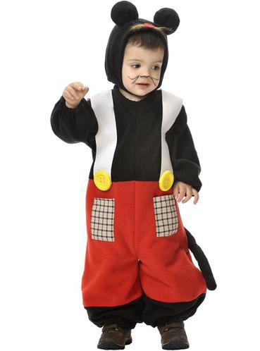 Disfraz de ratón bebé