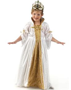 Disfraz de princesa Alice para niña