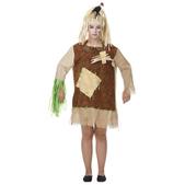 Disfraz de espantapájaros mujer
