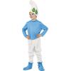 Disfraz de Pitufo del bosque niño