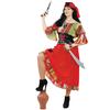 Disfraz de corsaria barco pirata