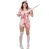 Disfraz de enfermera muerta