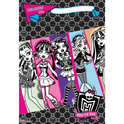 Bolsas de plástico truco o trato Monster High