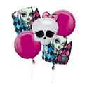 Set de globos Monster High Deluxe