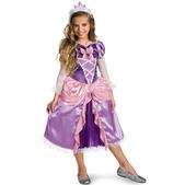 Platinum Rapunzel Child Costume