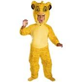 Disfraz de Simba infantil El Rey León