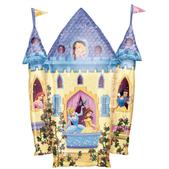 Globo Castillo Princesas Disney