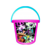 Cubo de arena Monster High