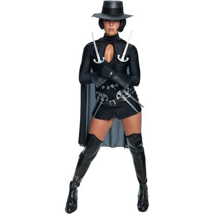 Costume de V pour Vendetta femme