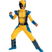 Disfraz de Lobezno X-Men Orígenes Classic niño