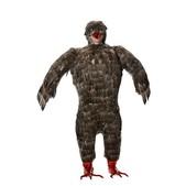 Disfraz de águila real