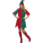 Disfraz de Elfa túnica