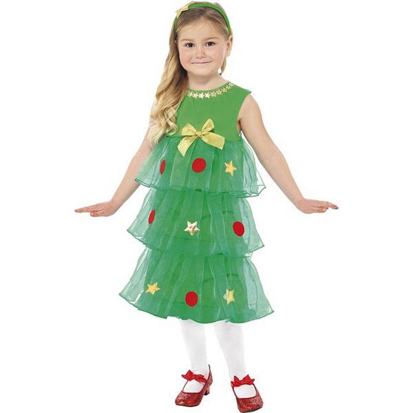 Disfraz de Árbol de Navidad para niña: comprar online