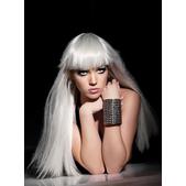 Brazalete metálico Lady Gaga