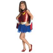 Disfraz de Wonder Woman Tutu para niña