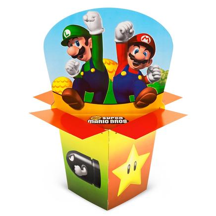 Centro de mesa Super Mario Bros