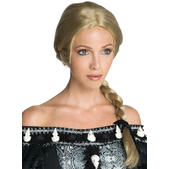 Peluca Reina Ravenna Blancanieves y la Leyenda del Cazador adulto