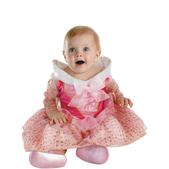 Disfraz de La Bella Durmiente Aurora para bebé