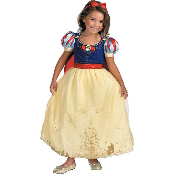 Disfraz de Blancanieves y los 7 enanitos Prestige niña: comprar online