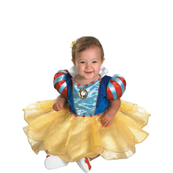 Disfraz de Blancanieves y los 7 enanitos bebé: comprar online