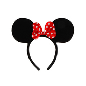 Diadema Minnie Mouse Infantil