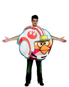 Disfraz de Angry Birds Piloto Luke Adulto