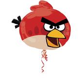 Balão Angry Birds Vermelho