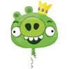 Globo Angry Birds King Pig