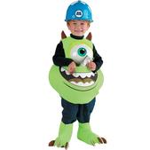 Disfraz de Mike Monstruos S.A. Infantil