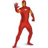 Disfraz de Iron Man Segunda Piel