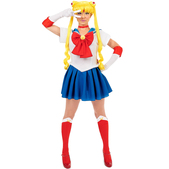 Disfraz de Guerrero Luna Sailor Moon