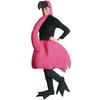 Costume de flamant rose