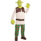 Disfraz de Shrek Mascota para adulto