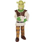 Disfraz de Shrek Deluxe con máscara para niño