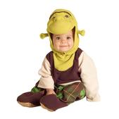 Disfraz de Shrek para bebé