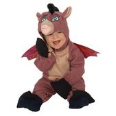 Disfraz de Asno Dragón (Dragsno) de Shrek para bebé