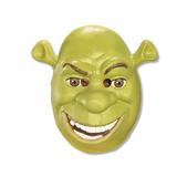 Máscara de Shrek para adulto PVC