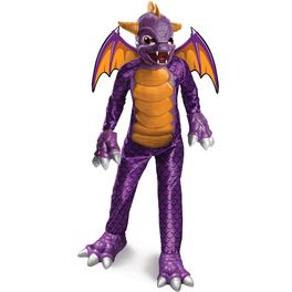 Disfraz de Spyro Deluxe Infantil – Skylanders: Spyro's Adventure