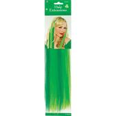 Extensiones de Pelo Verde Saint Patrick's Day