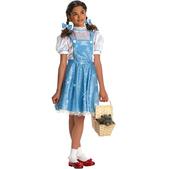 Disfraz de Dorothy niña brillante