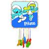 Piñata Los Pitufos
