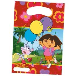 Set de bolsas Dora's Party