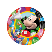 Set de platos de postre Mickey Mouse