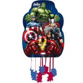 Piñata perfil Los Vengadores