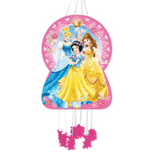 Piñata silueta Disney Princesas