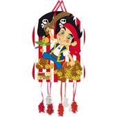Piñata silueta Jake y sus Grumetes